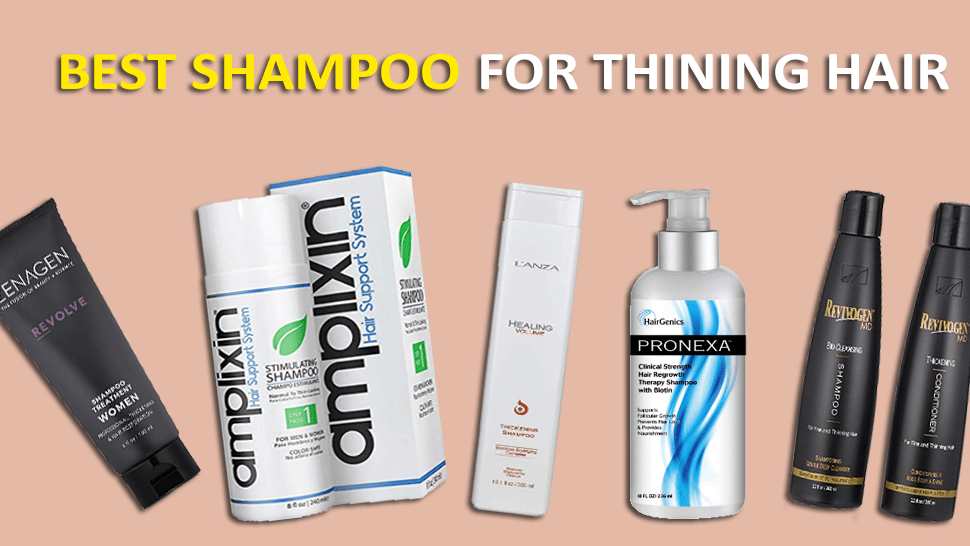 Best shampoo for Thinning hair in Females
