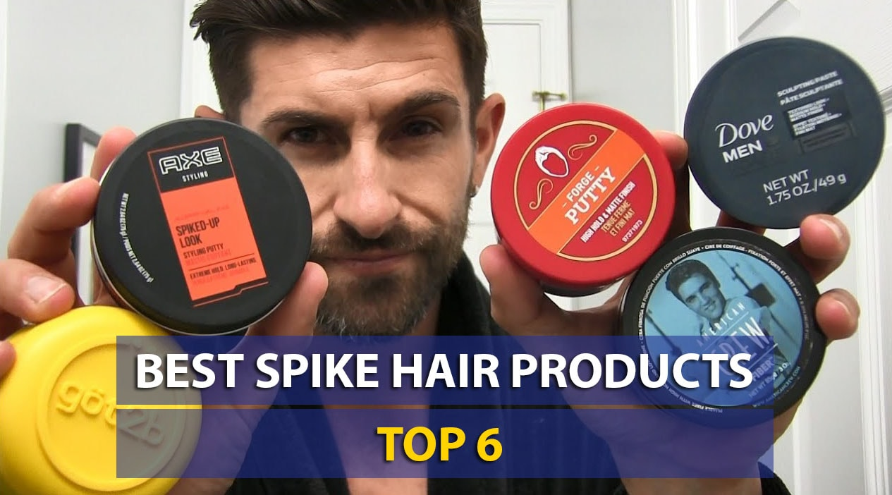 best product to spike hair