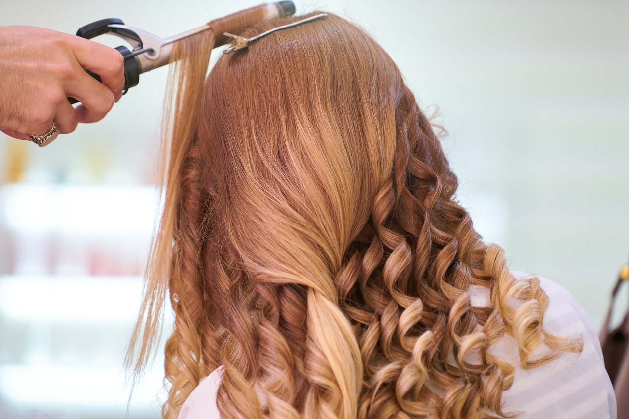 best curling iron for loose curls